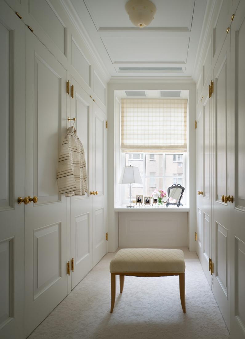 Dressing room. © Gomez Associates