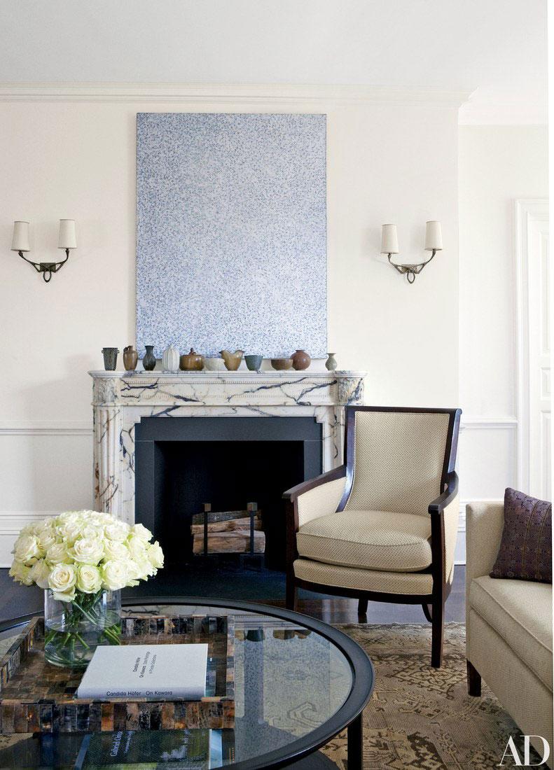Fireplace. © Gomez Associates