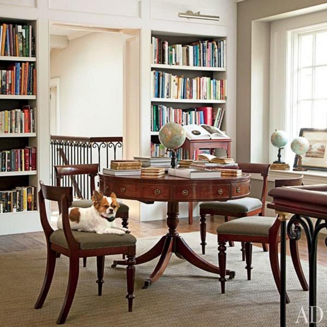 Library. © Gomez Associates