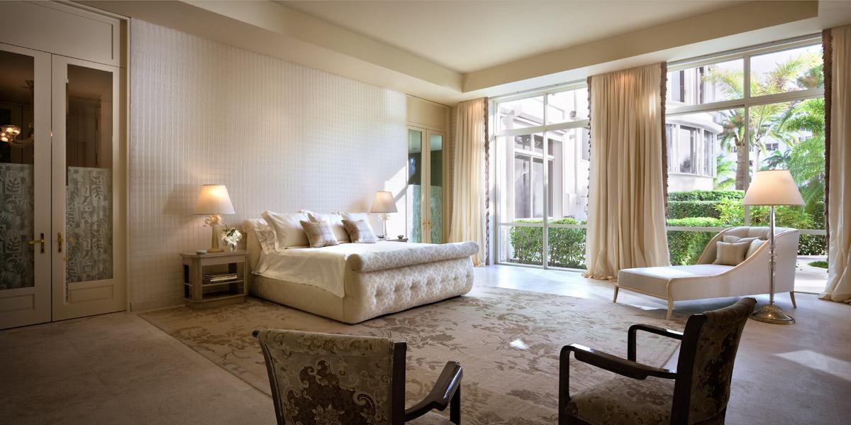 Bedroom. © Gomez Associates