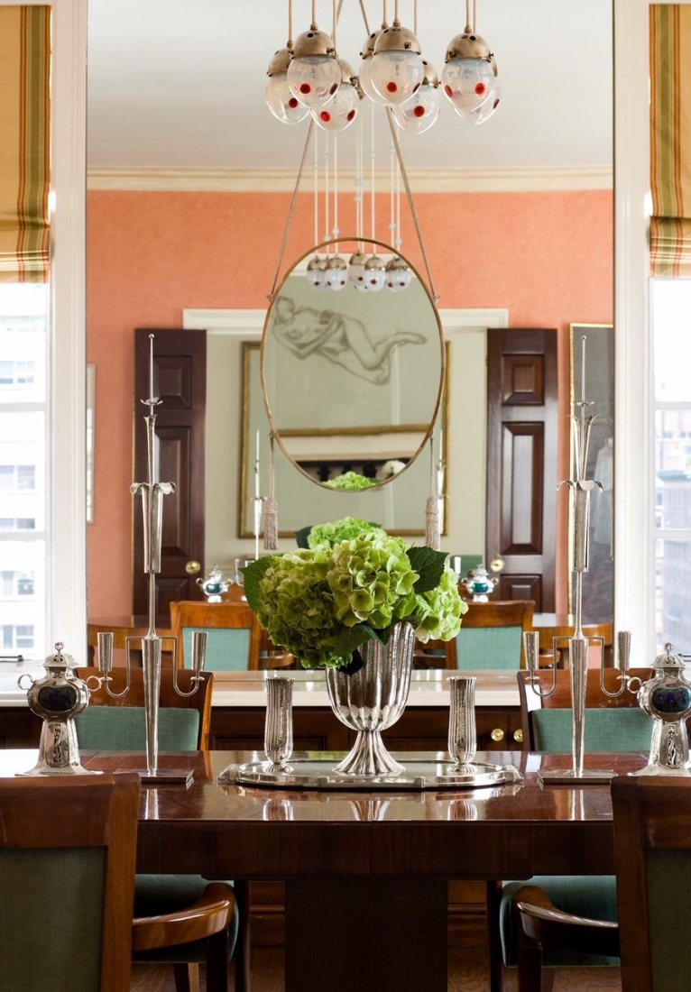 Dining room. © Gomez Associates